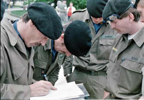 1983 1987 B Esk 103 Verkbat Boeselager. Overig Boeselager. Inz. Wmr I Jan Pol 7
