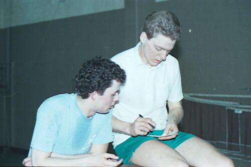 1983 1987 B Esk 103 Verkbat Close ups van BurgerHuzaren. Inz. Wmr I Jan Pol 12