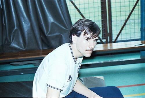 1983 1987 B Esk 103 Verkbat Close ups van BurgerHuzaren. Inz. Wmr I Jan Pol 20