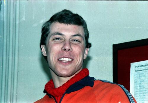 1983 1987 B Esk 103 Verkbat Close ups van BurgerHuzaren. Inz. Wmr I Jan Pol 29