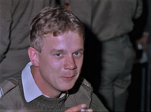 1983 1987 B Esk 103 Verkbat Close ups van BurgerHuzaren. Inz. Wmr I Jan Pol 47