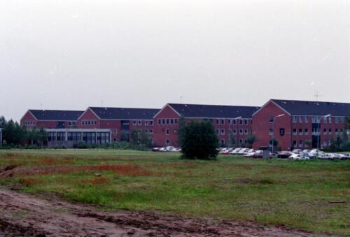 1983 1987 B Esk 103 Verkbat Commando overdracht Lkol Selles aan Lkol Bruinink. Inz. Wmr I Jan Pol 30