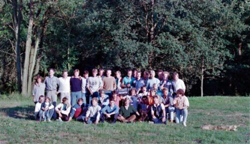 1983 1987 B Esk 103 Verkbat Groeps en vtgbemanningen elders Inz. Wmr I Jan Pol 1