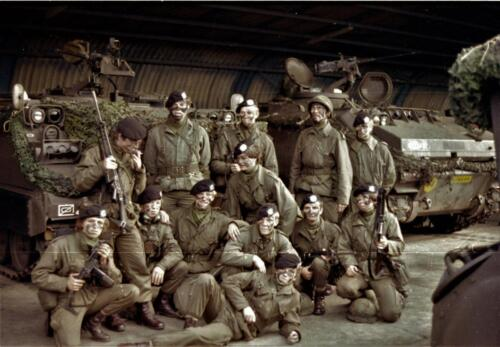 1983 1987 B Esk 103 Verkbat Groeps en vtgbemanningen elders Inz. Wmr I Jan Pol 10