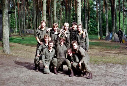 1983 1987 B Esk 103 Verkbat Groeps en vtgbemanningen elders Inz. Wmr I Jan Pol 17