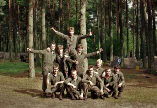 1983 1987 B Esk 103 Verkbat Groeps en vtgbemanningen elders Inz. Wmr I Jan Pol 18