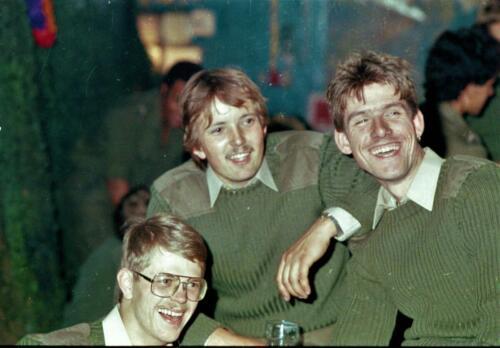 1983 1987 B Esk 103 Verkbat Groeps en vtgbemanningen elders Inz. Wmr I Jan Pol 24
