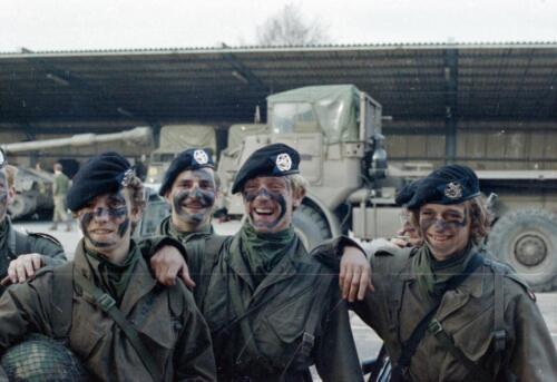 1983 1987 B Esk 103 Verkbat Groeps en vtgbemanningen elders Inz. Wmr I Jan Pol 7