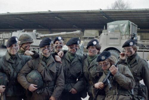 1983 1987 B Esk 103 Verkbat Groeps en vtgbemanningen elders Inz. Wmr I Jan Pol 8