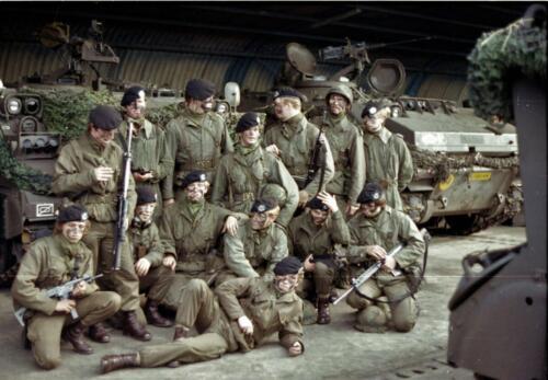1983 1987 B Esk 103 Verkbat Groeps en vtgbemanningen elders Inz. Wmr I Jan Pol 9