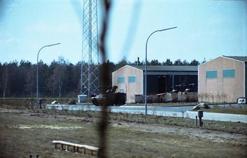 1983 1987 B Esk 103 Verkbat Legerplaats Seedorf Inz. Wmr I Jan Pol 10