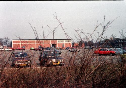 1983 1987 B Esk 103 Verkbat Legerplaats Seedorf Inz. Wmr I Jan Pol 4