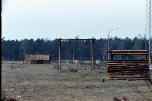1983 1987 B Esk 103 Verkbat Legerplaats Seedorf Inz. Wmr I Jan Pol 8
