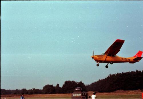1983 1987 B Esk 103 Verkbat Parachute springen. Inz. Wmr I Jan Pol 1