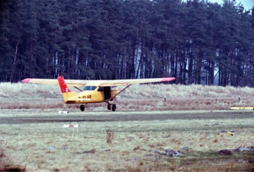 1983 1987 B Esk 103 Verkbat Parachute springen. Inz. Wmr I Jan Pol 3