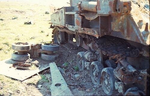 1983 1987 B Esk 103 Verkbat Schietseries gereedmaken en de gevolgen. Inz. Wmr I Jan Pol 10