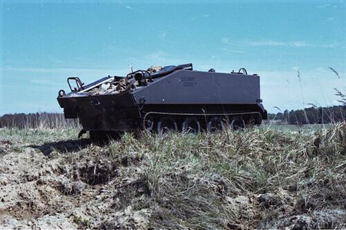 1983 1987 B Esk 103 Verkbat Schietseries gereedmaken en de gevolgen. Inz. Wmr I Jan Pol 15