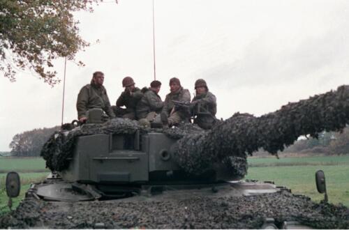 1983 1987 B Esk 103 Verkbat Schietseries gereedmaken en de gevolgen. Inz. Wmr I Jan Pol 18
