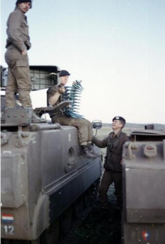 1983 1987 B Esk 103 Verkbat Schietseries gereedmaken en de gevolgen. Inz. Wmr I Jan Pol 27