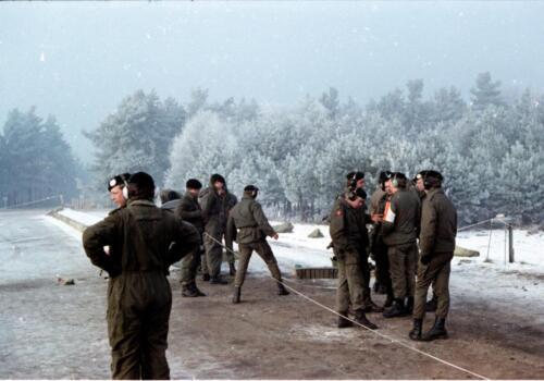 1983 1987 B Esk 103 Verkbat Schietseries gereedmaken en de gevolgen. Inz. Wmr I Jan Pol 32