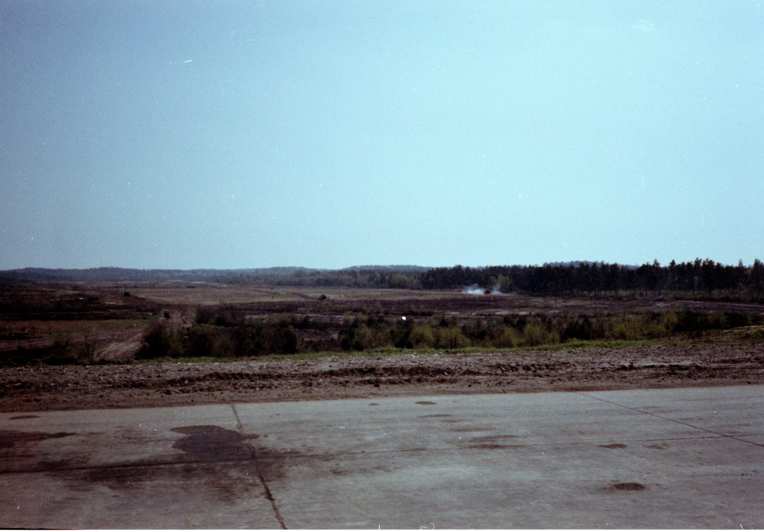 1983 1987 B Esk 103 Verkbat Schietseries gereedmaken en de gevolgen. Inz. Wmr I Jan Pol 33