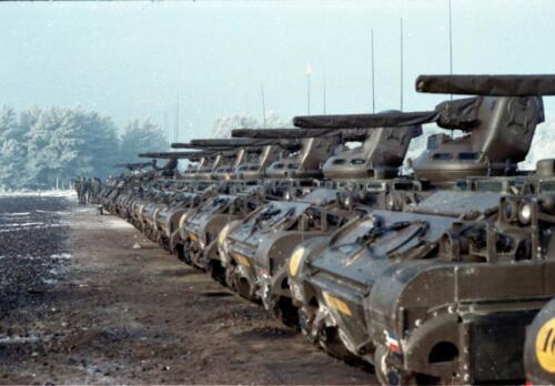 1983 1987 B Esk 103 Verkbat Schietseries gereedmaken en de gevolgen. Inz. Wmr I Jan Pol 35