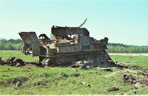 1983 1987 B Esk 103 Verkbat Schietseries gereedmaken en de gevolgen. Inz. Wmr I Jan Pol 7