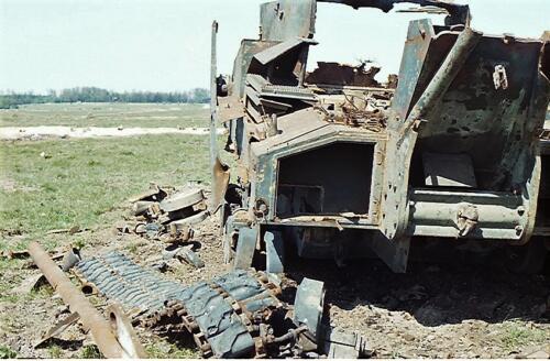 1983 1987 B Esk 103 Verkbat Schietseries gereedmaken en de gevolgen. Inz. Wmr I Jan Pol 8