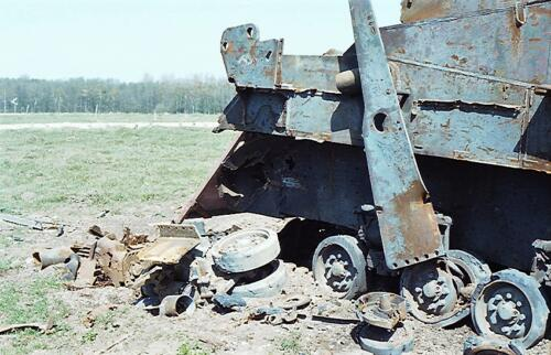 1983 1987 B Esk 103 Verkbat Schietseries gereedmaken en de gevolgen. Inz. Wmr I Jan Pol 9