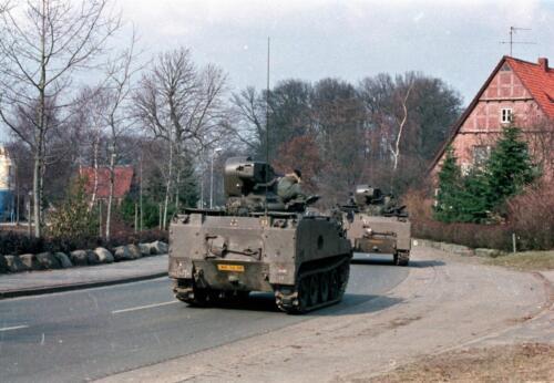 1983 1987 B Esk 103 Verkbat Veel oefeningen Inz. Wmr I Jan Pol 101