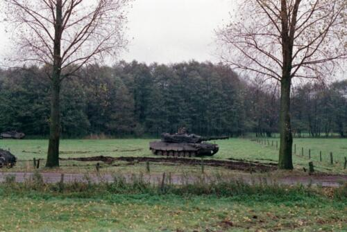 1983 1987 B Esk 103 Verkbat Veel oefeningen Inz. Wmr I Jan Pol 105