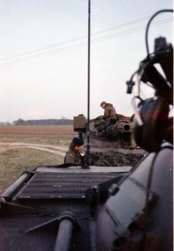 1983 1987 B Esk 103 Verkbat Veel oefeningen Inz. Wmr I Jan Pol 107