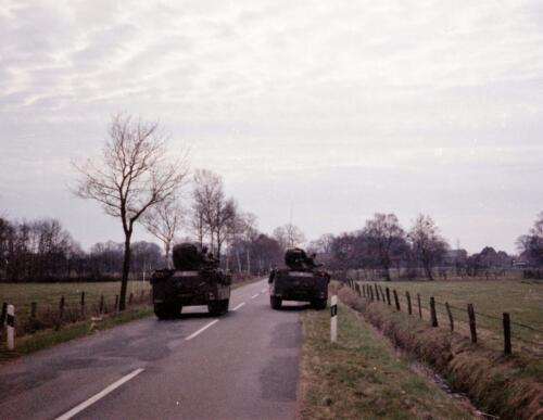 1983 1987 B Esk 103 Verkbat Veel oefeningen Inz. Wmr I Jan Pol 108