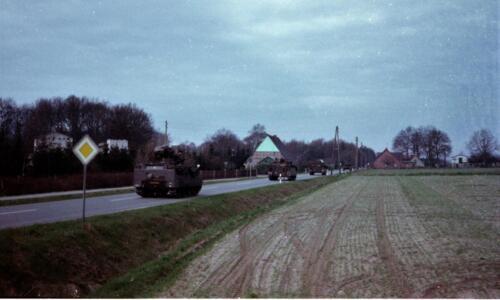 1983 1987 B Esk 103 Verkbat Veel oefeningen Inz. Wmr I Jan Pol 109