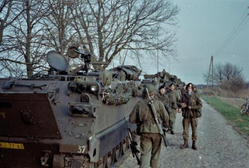 1983 1987 B Esk 103 Verkbat Veel oefeningen Inz. Wmr I Jan Pol 112