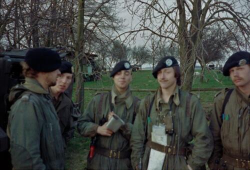 1983 1987 B Esk 103 Verkbat Veel oefeningen Inz. Wmr I Jan Pol 115