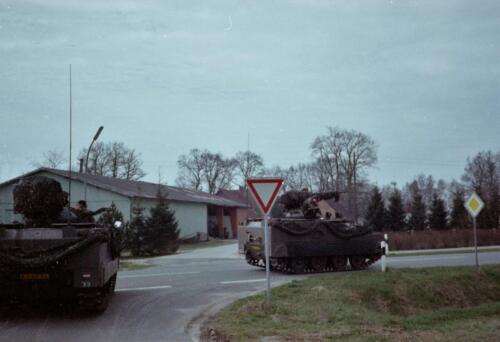 1983 1987 B Esk 103 Verkbat Veel oefeningen Inz. Wmr I Jan Pol 117