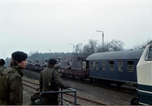 1983 1987 B Esk 103 Verkbat Veel oefeningen Inz. Wmr I Jan Pol 119