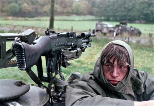 1983 1987 B Esk 103 Verkbat Veel oefeningen Inz. Wmr I Jan Pol 120