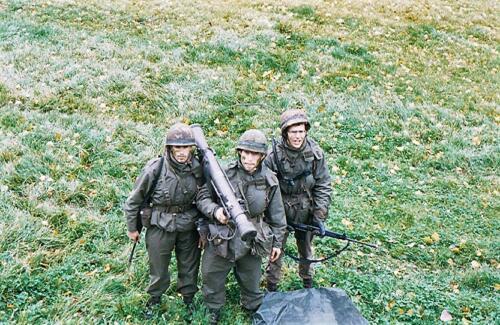 1983 1987 B Esk 103 Verkbat Veel oefeningen Inz. Wmr I Jan Pol 120a
