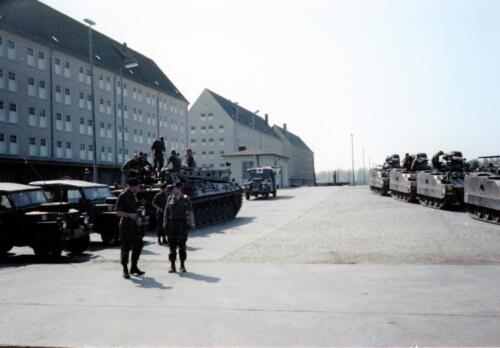 1983 1987 B Esk 103 Verkbat Veel oefeningen Inz. Wmr I Jan Pol 122