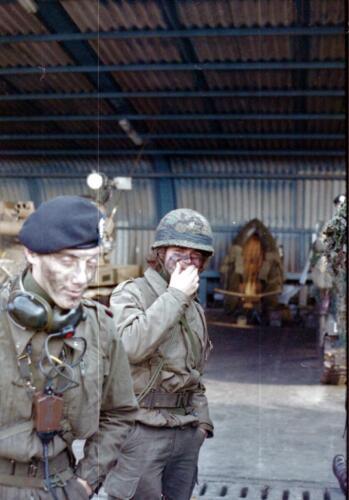 1983 1987 B Esk 103 Verkbat Veel oefeningen Inz. Wmr I Jan Pol 130