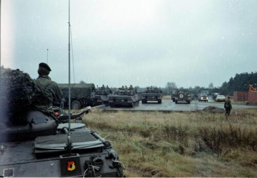 1983 1987 B Esk 103 Verkbat Veel oefeningen Inz. Wmr I Jan Pol 131