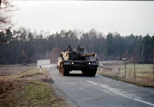 1983 1987 B Esk 103 Verkbat Veel oefeningen Inz. Wmr I Jan Pol 22