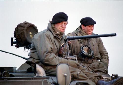 1983 1987 B Esk 103 Verkbat Veel oefeningen Inz. Wmr I Jan Pol 29