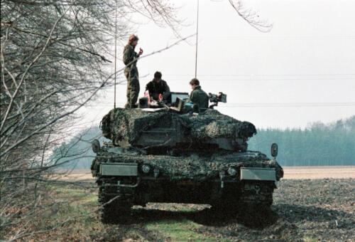 1983 1987 B Esk 103 Verkbat Veel oefeningen Inz. Wmr I Jan Pol 45