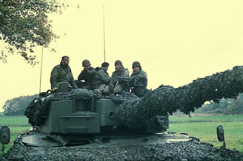 1983 1987 B Esk 103 Verkbat Veel oefeningen Inz. Wmr I Jan Pol 6