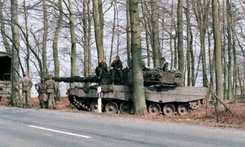 1983 1987 B Esk 103 Verkbat Veel oefeningen Inz. Wmr I Jan Pol 60