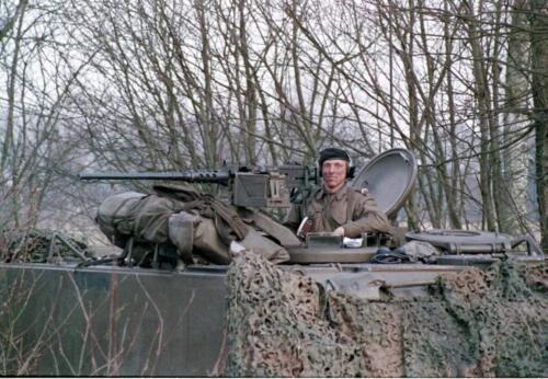 1983 1987 B Esk 103 Verkbat Veel oefeningen Inz. Wmr I Jan Pol 70