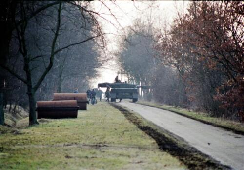 1983 1987 B Esk 103 Verkbat Veel oefeningen Inz. Wmr I Jan Pol 81